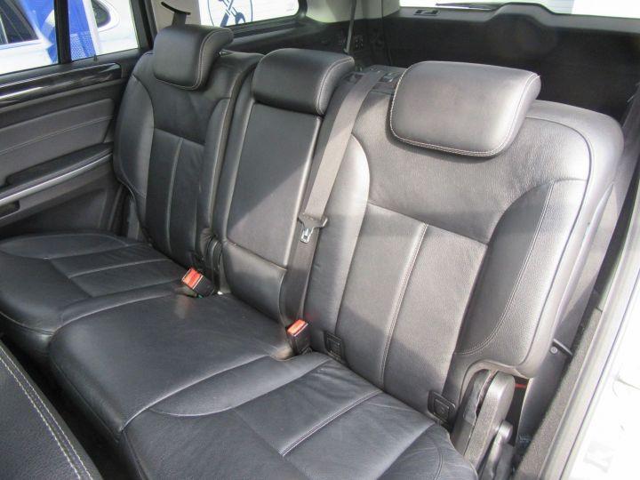 Mercedes Classe GL 350 CDI BE 265CH 7GTRONIC Gris Fonce - 8