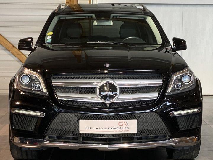 Mercedes Classe GL 350 CDI BlueTec FASCINATION 258ch 4MATIC 7 PLACES 7G-TRONIC NOIR - 2