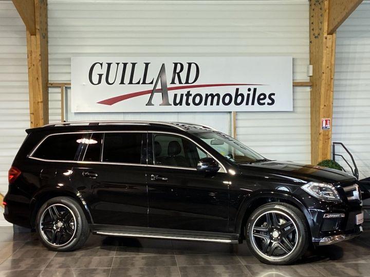 Mercedes Classe GL 350 CDI BlueTec FASCINATION 258ch 4MATIC 7 PLACES 7G-TRONIC NOIR - 3