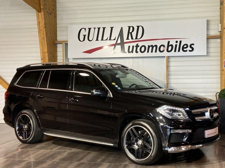 Mercedes Classe GL 350 CDI BlueTec FASCINATION 258ch 4MATIC 7 PLACES 7G-TRONIC NOIR - 4