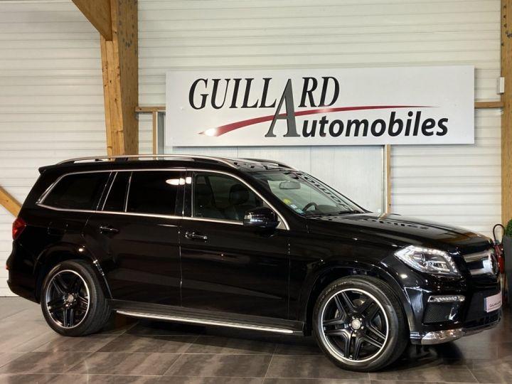 Mercedes Classe GL 350 CDI BlueTec FASCINATION 258ch 4MATIC 7 PLACES 7G-TRONIC NOIR - 6