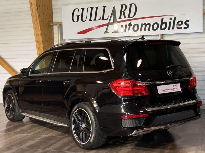 Mercedes Classe GL 350 CDI BlueTec FASCINATION 258ch 4MATIC 7 PLACES 7G-TRONIC NOIR - 8