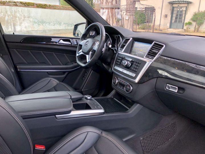 Mercedes Classe GL 63 AMG Noir - 6