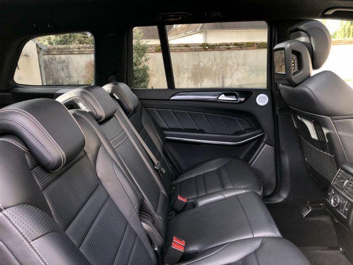 Mercedes Classe GL 63 AMG Noir - 11