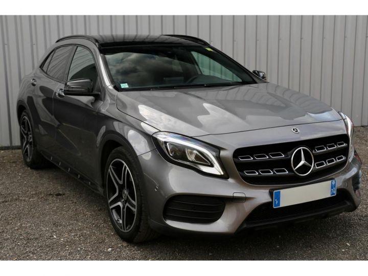 Mercedes Classe GLA 180 7-G DCT Fascination GRIS - 1