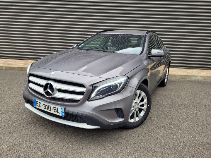 Mercedes Classe GLA 180 cdi inspiration ii Gris Occasion - 1