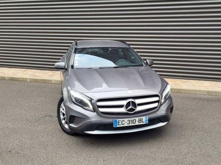 Mercedes Classe GLA 180 cdi inspiration ii Gris Occasion - 14