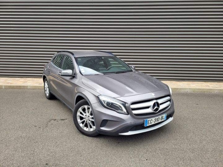 Mercedes Classe GLA 180 cdi inspiration ii Gris Occasion - 18