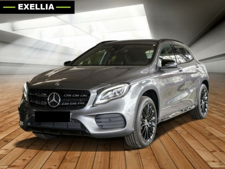 Mercedes Classe GLA 200 D AMG NIGHT EDITION  GRIS Occasion - 7