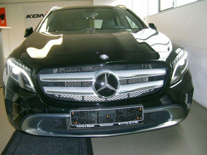 Mercedes Classe GLA 220 CDI 177 cv 7G-TRON(07/2015) noir metal - 2