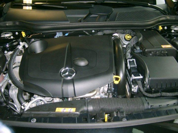 Mercedes Classe GLA 220 CDI 177 cv 7G-TRON(07/2015) noir metal - 10
