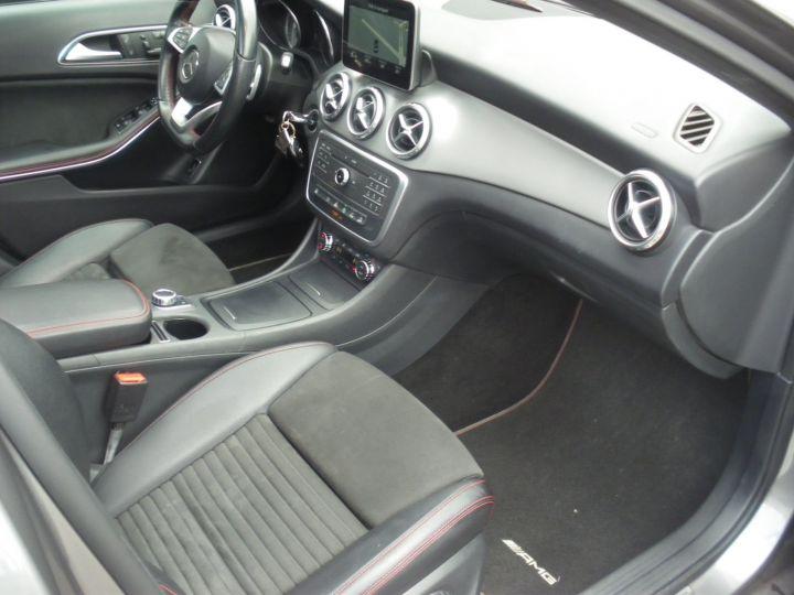 Mercedes Classe GLA 220 FASCINATION AMG 4 MATIC gris - 5