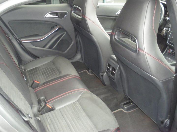 Mercedes Classe GLA 220 FASCINATION AMG 4 MATIC gris - 6