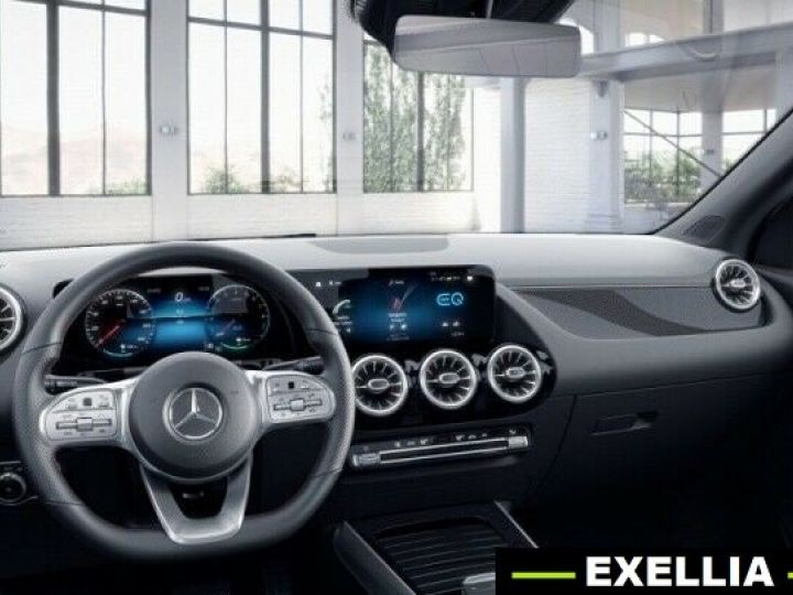 Mercedes Classe GLA 250e AMG  BLANC PEINTURE METALISE  Occasion - 3