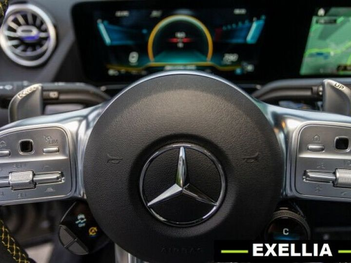 Mercedes Classe GLA 45 S AMG 4MATIC +  GRIS PEINTURE METALISE  Occasion - 5