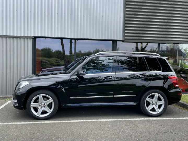 Mercedes Classe GLK 220 CDI BLUEEFFICIENCY BA7 7G-TRONIC pack Sport et Amg noire metale - 2