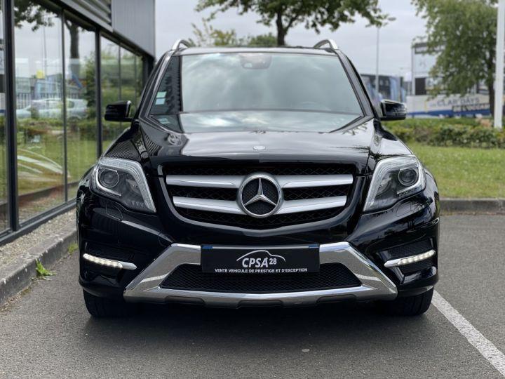 Mercedes Classe GLK 220 CDI BLUEEFFICIENCY BA7 7G-TRONIC pack Sport et Amg noire metale - 3