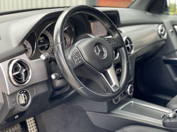 Mercedes Classe GLK 220 CDI BLUEEFFICIENCY BA7 7G-TRONIC pack Sport et Amg noire metale - 8