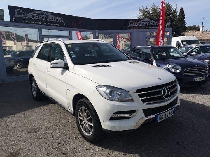 Mercedes Classe ML AVANTGARDE BLANC METAL Occasion - 2