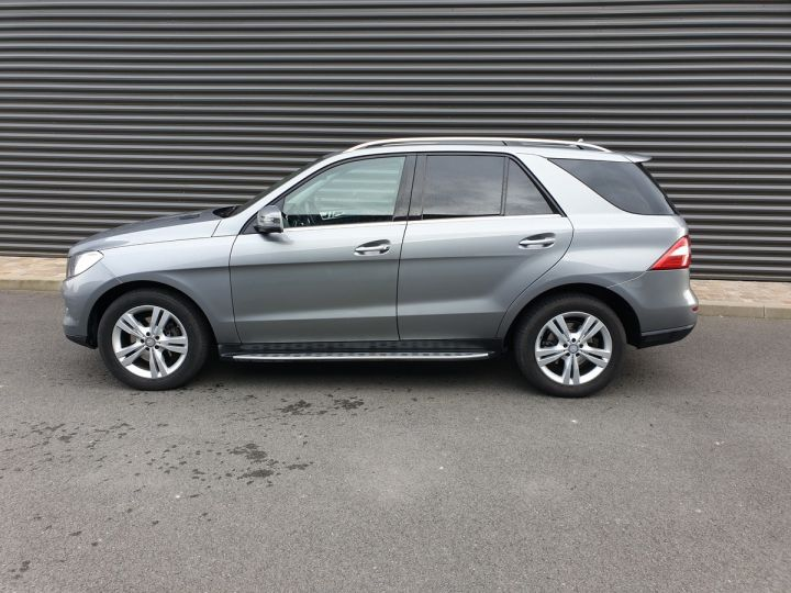 Mercedes Classe ML iii 3. 250 4 matic sport 7 tronic Gris Anthracite Occasion - 4