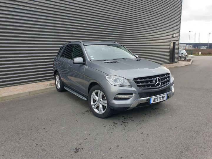 Mercedes Classe ML iii 3. 250 4 matic sport 7 tronic Gris Anthracite Occasion - 24