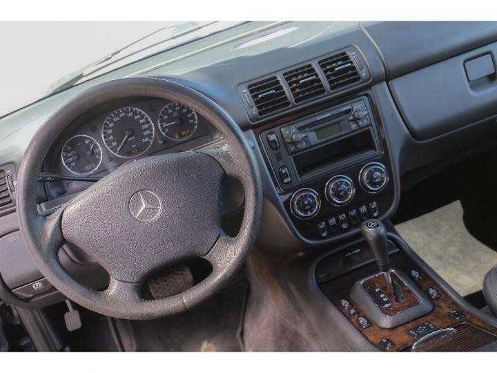 Mercedes Classe ML M 350 Final Edition Bleu Métal - 9