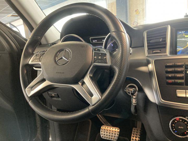 Mercedes Classe ML ML 350 BLUETEC SPORT 7G TRONIC+ MARRON - 10