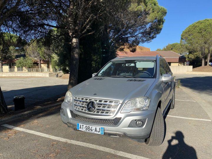 Mercedes Classe ML (W164) 350 BLUETEC 4 MATIC Gris C - 1