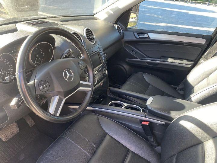 Mercedes Classe ML (W164) 350 BLUETEC 4 MATIC Gris C - 5