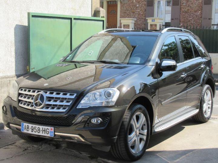 Mercedes Classe ML W164 420 CDI DESIGNO NOIR Occasion - 1