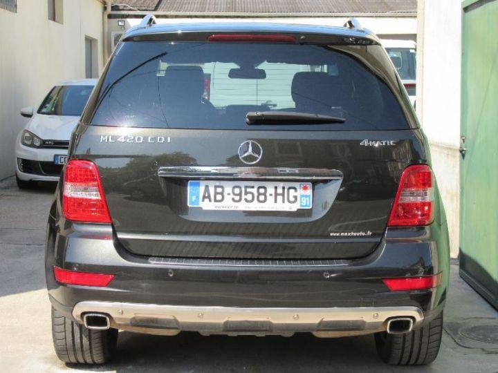 Mercedes Classe ML W164 420 CDI DESIGNO NOIR Occasion - 9