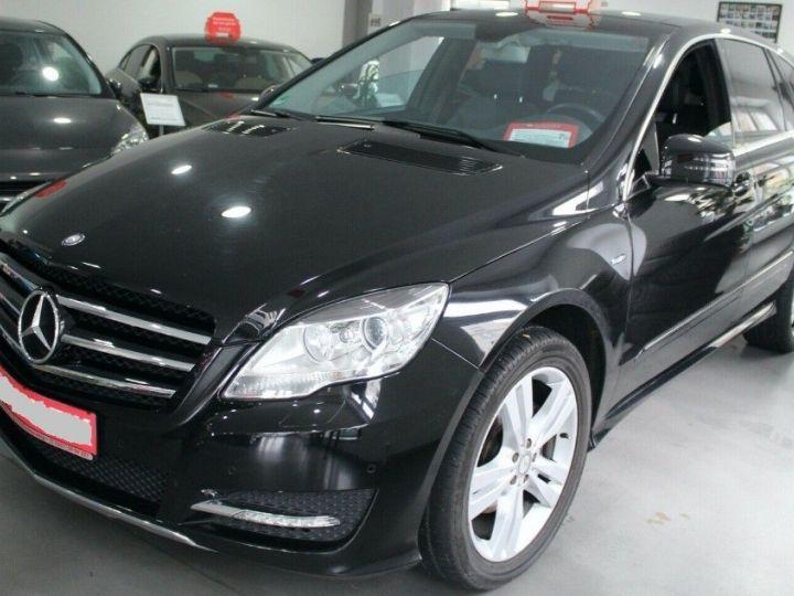 Mercedes Classe R Classe R 300 CDI 190 Toit panoramique/6 places noir métal - 1