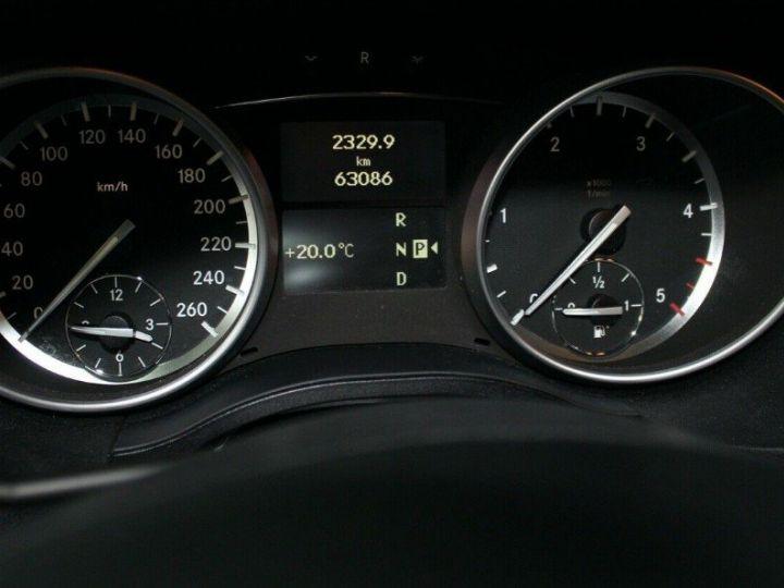 Mercedes Classe R Classe R 300 CDI 190 Toit panoramique/6 places noir métal - 10