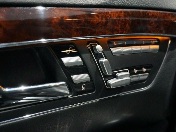 Mercedes Classe S (2) 350 BLUETEC 258 7G-TRONIC(10/2013) noir métal - 10