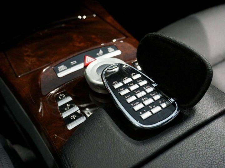 Mercedes Classe S (2) 350 BLUETEC 258 7G-TRONIC(10/2013) noir métal - 16
