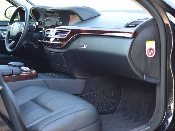 Mercedes Classe S 320 CDI 3.0 V6 235ch 7G TRONIC Noir - 12