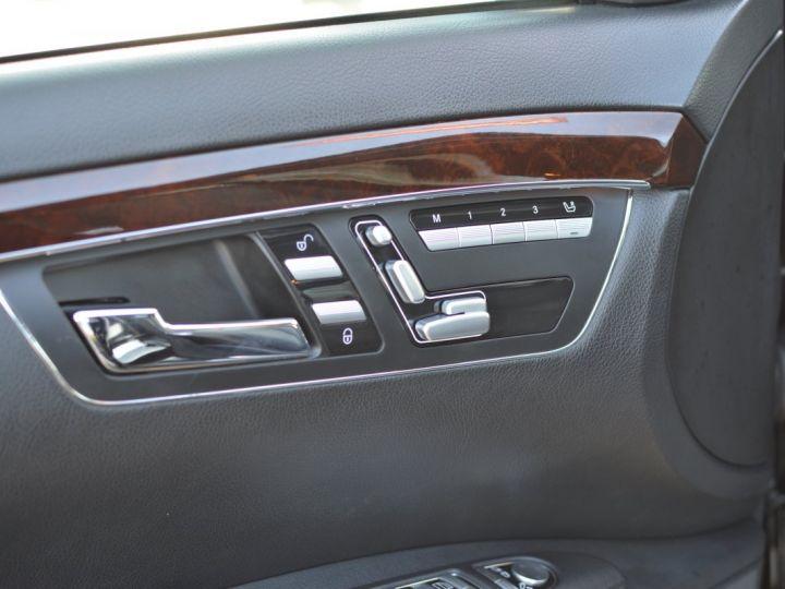 Mercedes Classe S 320 CDI 3.0 V6 235ch 7G TRONIC Noir - 16