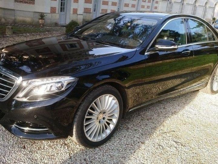 Mercedes Classe S  350 BlueTEC 7G-Tronic Plus 12/11/2014 noir métal - 1