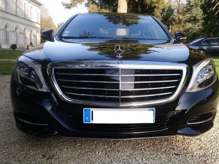 Mercedes Classe S  350 BlueTEC 7G-Tronic Plus 12/11/2014 noir métal - 2