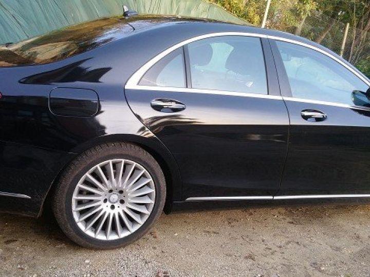 Mercedes Classe S  350 BlueTEC 7G-Tronic Plus 12/11/2014 noir métal - 5