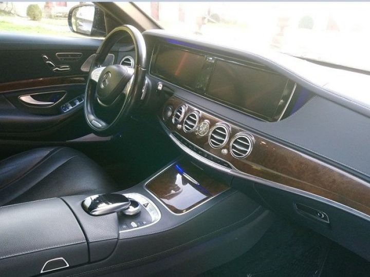 Mercedes Classe S  350 BlueTEC 7G-Tronic Plus 12/11/2014 noir métal - 6