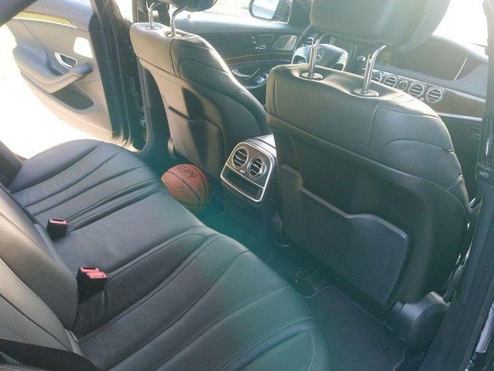 Mercedes Classe S  350 BlueTEC 7G-Tronic Plus 12/11/2014 noir métal - 7