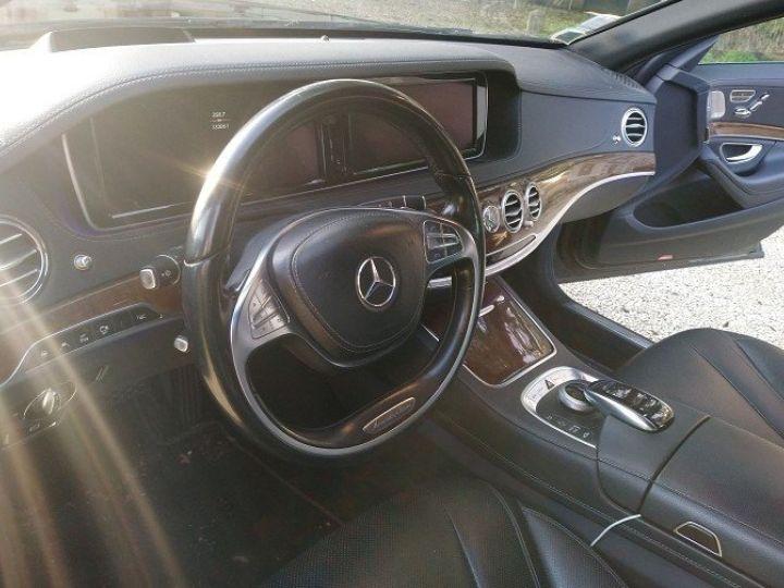 Mercedes Classe S  350 BlueTEC 7G-Tronic Plus 12/11/2014 noir métal - 8