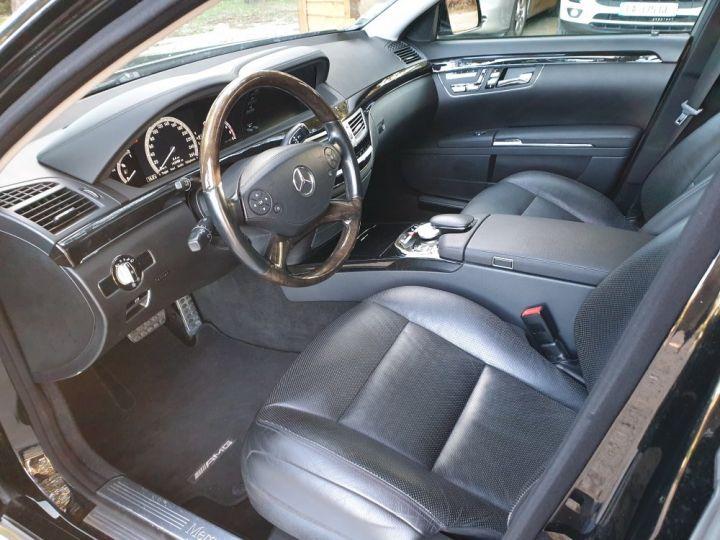 Mercedes Classe S 350 BLUETECH TEC 7 G-TRONIC NOIR METALLISE - 3