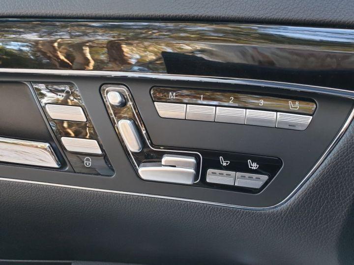 Mercedes Classe S 350 BLUETECH TEC 7 G-TRONIC NOIR METALLISE - 12