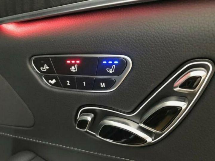 Mercedes Classe S 350 d Lang  NOIR PEINTURE METALISE  Occasion - 7