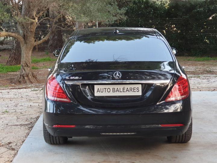 Mercedes Classe S 350 D LIMOUSINE EXECUTIVE 9 G TRONIC NOIR METALLISE - 10