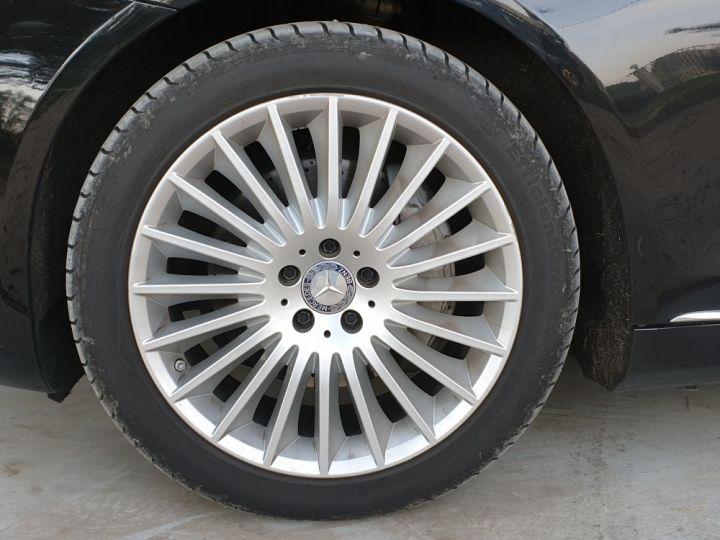 Mercedes Classe S 350 D LIMOUSINE EXECUTIVE 9 G TRONIC NOIR METALLISE - 11