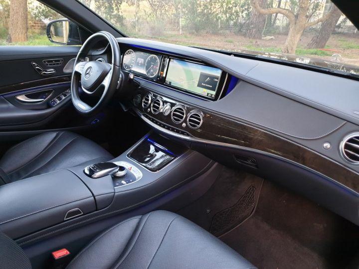 Mercedes Classe S 350 D LIMOUSINE EXECUTIVE 9 G TRONIC NOIR METALLISE - 12