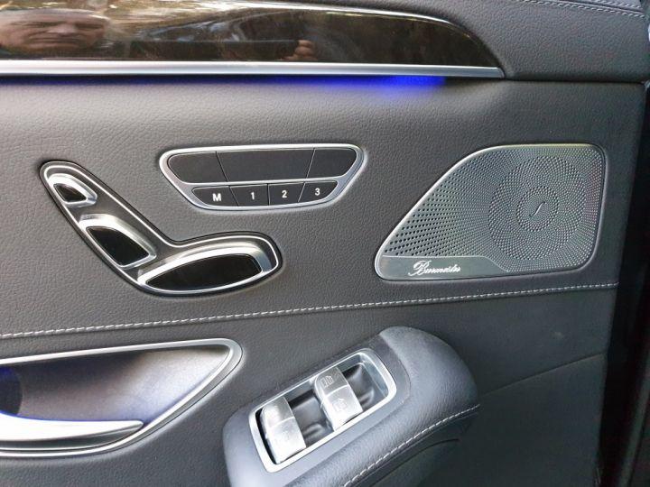 Mercedes Classe S 350 D LIMOUSINE EXECUTIVE 9 G TRONIC NOIR METALLISE - 14
